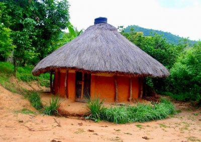 Ari tribe house