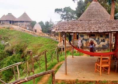 Dorze Lodge 1
