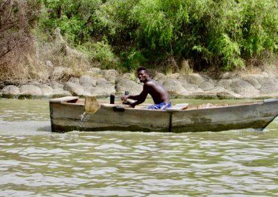 Lake Chamo 19 fisherman